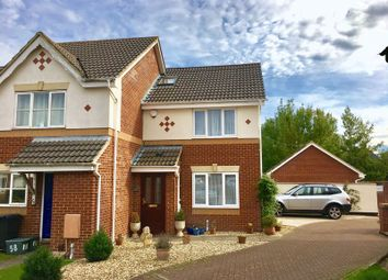 Thumbnail 3 bed end terrace house for sale in Damson Road, Weston-Super-Mare
