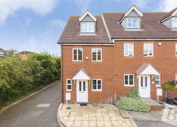 3 bed end terrace house for sale in Tenor Drive, Hoo, Rochester, Kent ME3