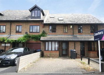 Thumbnail 4 bed terraced house to rent in Grebe Terrace, Denmark Road, Kingston Upon Thames