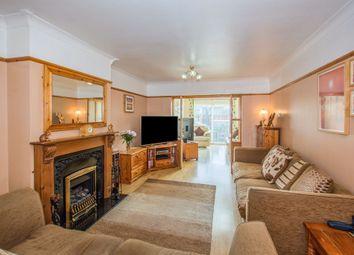 Thumbnail 4 bed terraced house for sale in Gabalfa Avenue, Llandaff North, Cardiff