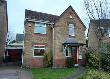 Thumbnail 3 bed detached house for sale in Ecton Close, Winsford