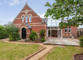 Thumbnail 4 bed detached house for sale in Churchway, Redgrave, Diss
