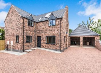 Thumbnail 4 bed detached house for sale in Bransford Road, Rushwick, Worcester, Worcestershire