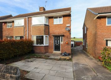 Thumbnail 3 bed semi-detached house for sale in Barnes Avenue, Dronfield Woodhouse, Dronfield
