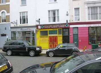 Retail premises to let in All Saints Road, London W11