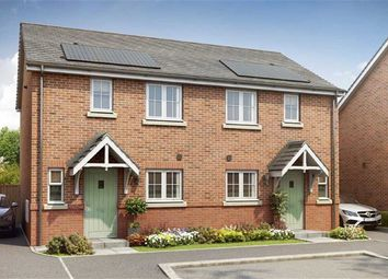 Thumbnail 3 bed semi-detached house for sale in Stonebridge Terrace, Preston Road, Longridge, Preston