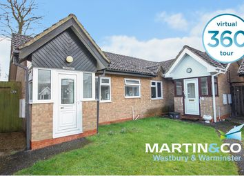 Thumbnail 3 bed semi-detached bungalow for sale in Downs View, Warminster