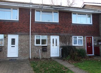 Thumbnail 2 bedroom terraced house to rent in Compton Close, Hook
