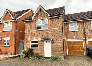 Thumbnail 3 bed end terrace house for sale in Sebergham Grove, Mill Hill, London