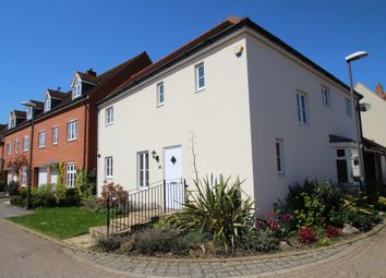 Thumbnail 3 bed detached house for sale in Skipper Close, Aylesbury