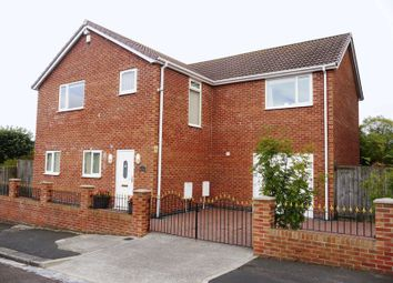 Thumbnail 4 bed detached house for sale in West Market Street, Lynemouth, Morpeth