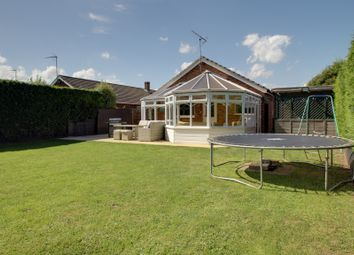 Thumbnail 4 bed detached bungalow for sale in Smeeth Road, St. Johns Fen End, Wisbech