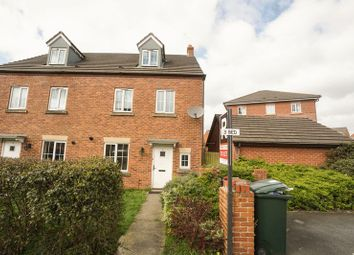 Thumbnail 4 bedroom semi-detached house to rent in Maytree Court, Adlington, Chorley
