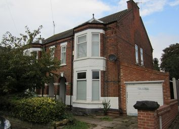 Thumbnail 4 bed semi-detached house to rent in Church Drive, Daybrook Arnold, Nottingham