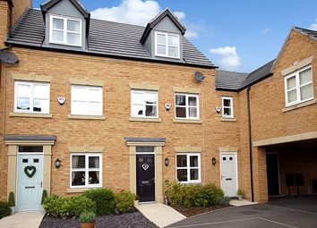 Thumbnail 3 bed town house for sale in Giles Drive, Warrington