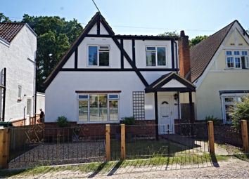 Thumbnail 3 bedroom detached house for sale in Hilldown Road, Highfield, Southampton