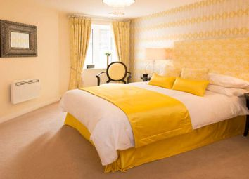 Thumbnail 2 bed flat for sale in Castle Way, Stafford