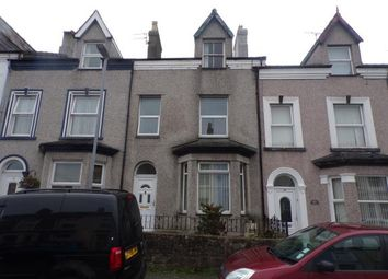 Thumbnail 4 bed terraced house for sale in Dinorwic Street, Caernarfon, Gwynedd