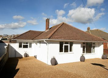 Thumbnail 3 bed detached bungalow to rent in Greenbank Avenue, Saltdean, Brighton