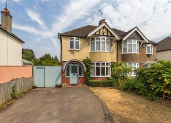 Thumbnail 3 bed semi-detached house to rent in Gurney Court Road, St. Albans, Hertfordshire