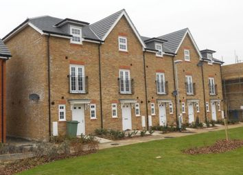 Thumbnail 4 bed terraced house to rent in Westview Close, Peacehaven