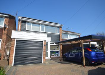 Thumbnail 3 bed detached house for sale in Mulberry Gardens, Witham