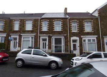 Thumbnail 3 bedroom terraced house for sale in Trafalgar Place, Brynmill, Swansea