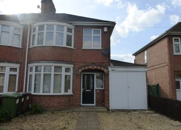 Thumbnail 3 bedroom property to rent in Fane Road, Peterborough