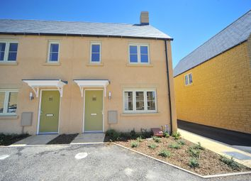 Thumbnail 2 bed semi-detached house for sale in Morecombe Way, Fairford