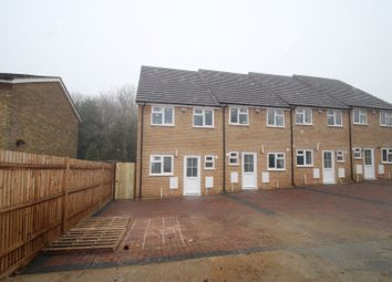 Thumbnail 2 bedroom end terrace house for sale in 48 Breakspear, Stevenage, Hertfordshire