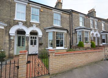Thumbnail 4 bed terraced house for sale in St. Aubyns Road, Lowestoft
