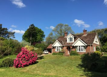 Thumbnail 5 bed detached house for sale in Bodiam Road, Sandhurst, Cranbrook
