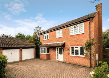 Thumbnail 4 bed detached house for sale in Bunyan Close, Tring