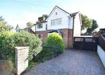 Thumbnail 4 bedroom detached house for sale in Longworth Way, Woolton, Liverpool