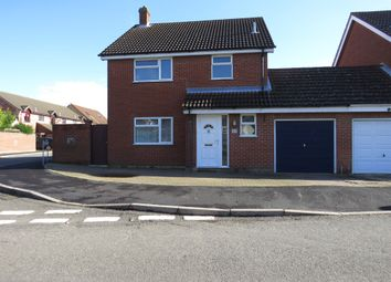 Thumbnail 3 bed detached house for sale in Ropes Walk, Blofield, Norwich