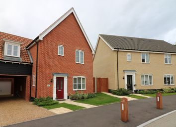 Thumbnail 3 bed link-detached house for sale in Whiteside Mews, Swanton Morley