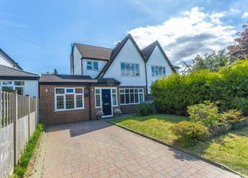 Thumbnail 4 bed semi-detached house for sale in Eglise Road, Warlingham