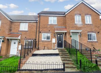 Thumbnail 2 bed terraced house for sale in Kingfisher Drive, Easington Lane, Houghton Le Spring