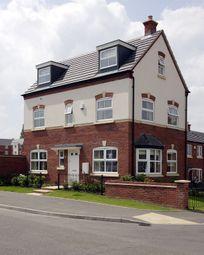 Thumbnail 4 bed detached house for sale in Burton Road, Ashby-De-La-Zouch