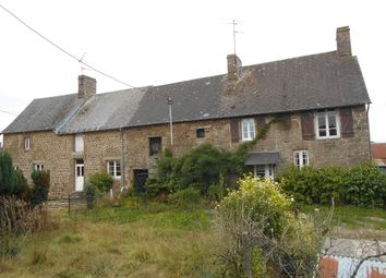 Thumbnail 3 bed country house for sale in Buais, Manche, 50640, France