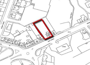 Thumbnail Land for sale in 515 - 523, Main Street, Coatbridge ML53Rx