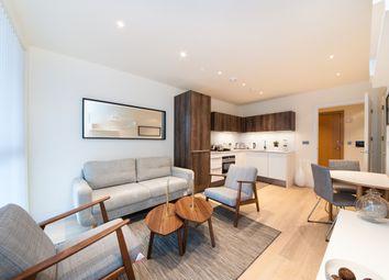 Thumbnail 1 bed flat to rent in Mercer House, Battersea Exchange, Battersea