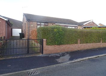 Thumbnail 2 bed detached bungalow to rent in Northfield Drive, Woodsetts, Worksop