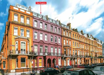 Thumbnail 2 bed flat for sale in Flat 3, 32 Brechin Place, South Kensington