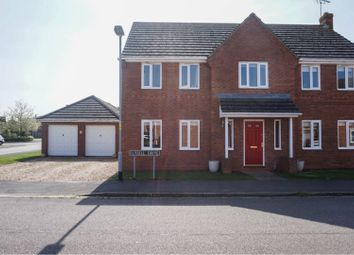 Thumbnail 4 bed detached house for sale in Russell Drive, Cowbit