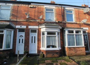 Thumbnail 2 bedroom terraced house to rent in Woodbine Villas, Reynoldson Street, Hull