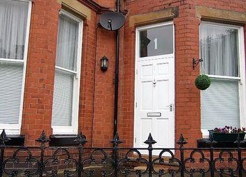 Thumbnail 2 bedroom flat for sale in Temple Drive, Llandrindo Wells