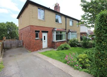 Thumbnail 3 bed semi-detached house for sale in The Mount, Crossgates, Leeds