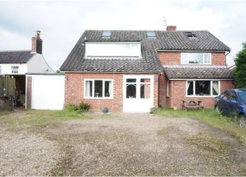 Thumbnail 5 bedroom property for sale in The Street, Mendham, Harleston