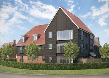 Thumbnail 2 bed flat for sale in Regiment Gate Off Regiment Way, Chelmsford, Essex